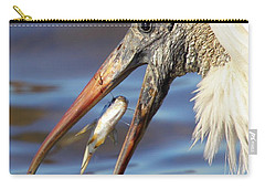 Catch Of The Day Carry-all Pouch by Bruce J Robinson