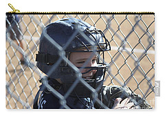 Catcher Carry-all Pouch by Chris Thomas