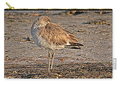 Carry-all Pouch featuring the photograph Catching Some Zzzzzs by HH Photography of Florida