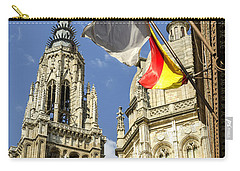 Catedral De Santa Maria De Toledo Carry-all Pouch