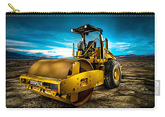 Caterpillar Cat Roller Cs563e Carry-all Pouch