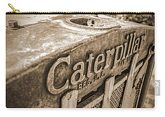 Caterpillar Vintage Carry-all Pouch