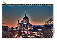 Cathedral Of Saint Paul Carry-all Pouch