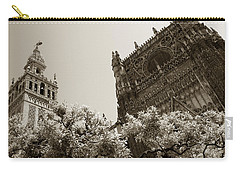Cathedral Of Seville Carry-all Pouch