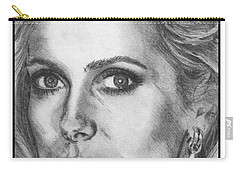 Catherine Deneuve In 1976 Carry-all Pouch
