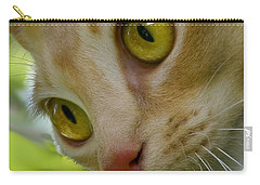 Cats Eyes Carry-all Pouch