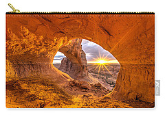 Cave Arch Carry-all Pouch