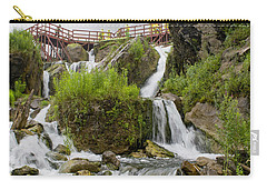 Cave Of The Winds At Niagara Falls Carry-all Pouch