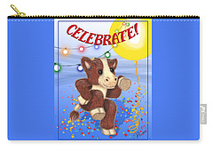 Celebrate Carry-all Pouch by Jerry Ruffin