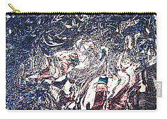 Carry-all Pouch featuring the digital art Celebration Of Entanglement by Richard Thomas