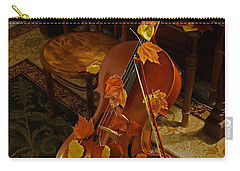 Cello Autumn 1 Carry-all Pouch by Mick Anderson