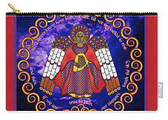 Celtic Angel Rising Carry-all Pouch