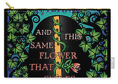 Celtic Impermanence Carry-all Pouch