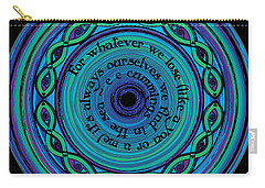 Celtic Sea Serpents Carry-all Pouch