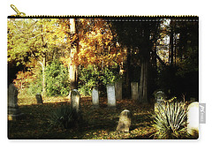 Cemetery In The Morning Carry-all Pouch