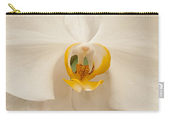 Carry-all Pouch featuring the photograph Center Of Attention by Dee Dee  Whittle