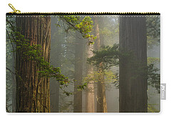 Center Of Forest Carry-all Pouch