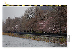Central Park 4 Carry-all Pouch by Chris Thomas