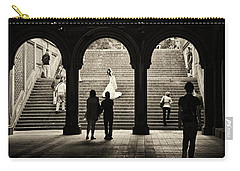 Central Park Bride Carry-all Pouch