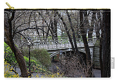 Central Park Carry-all Pouch by Chris Thomas