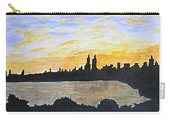 Central Park In Newyork Carry-all Pouch