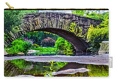 Central Park Nature Oasis Carry-all Pouch