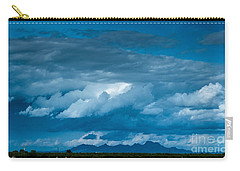 Central Valley Clouds Carry-all Pouch