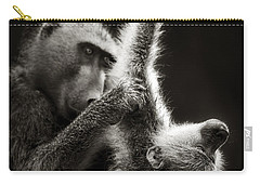 Groomed Carry-All Pouches