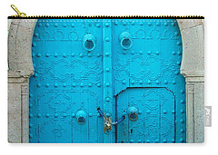 Chained Mini Door Carry-all Pouch