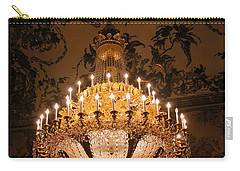 Chandelier Palacio Real Carry-all Pouch