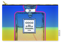 Chanel Bottle 1 Carry-all Pouch
