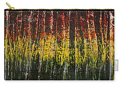 Carry-all Pouch featuring the painting Change Is Good by Michael Cross