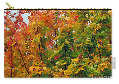 Carry-all Pouch featuring the photograph Changing Times by Tikvah's Hope