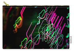 Chaos 04 Carry-all Pouch by Edgar Laureano