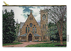 Chapel At University Of Virginia Carry-all Pouch