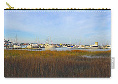 Charleston Harbor Panorama Carry-all Pouch