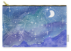 Charmed Night Carry-all Pouch