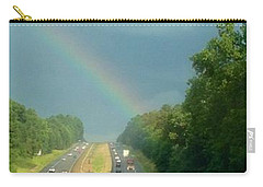 Chasing The Rainbow Carry-all Pouch