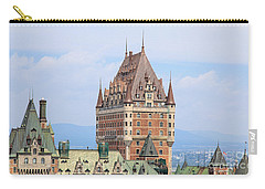 Quebec City Carry-all Pouches
