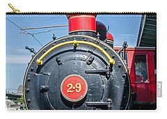 Chattanooga Choo Choo Steam Engine Carry-all Pouch