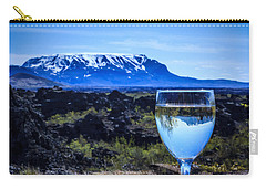 Cheers To Iceland Carry-all Pouch