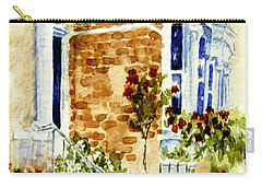 Chelsea Row Carry-all Pouch