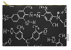 Chemical Formulas Carry-all Pouch