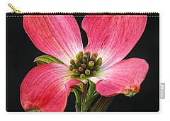 Cherokee Chief Dogwood Bloom Carry-all Pouch