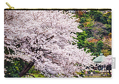 Cherry Blossom 2014 Carry-all Pouch