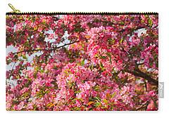 Cherry Blossoms In Washington D.c. Carry-all Pouch