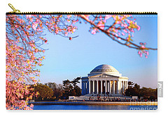 Cherry Blossom Festival Carry-all Pouches