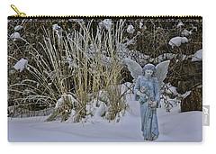 Cherub Statue 2 Carry-all Pouch