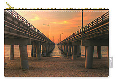 Chesapeake Bay Bridge IIi  Carry-all Pouch