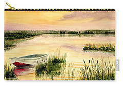 Chesapeake Marsh Carry-all Pouch
